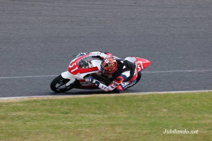 J-GP3 #51 SRS コチラレーシング 中島 陽向 Honda NSF250R