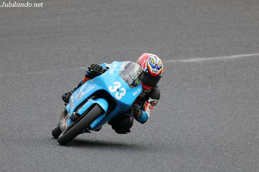 J-GP3 #33 TEAM SHOTA 中山 愛理 Honda NSF250R