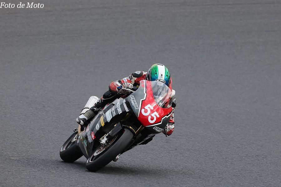 JP250 #55 i-FACTORY&Mガレージ 中沢 寿寛 Honda CBR250RR
