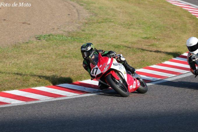 JP250 #47 Team 橋本組 with TRA 大窪 柾文 Honda CBR250RR