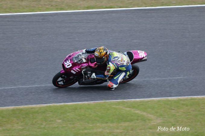 J-GP3 #30 WJ-FACTORY 太田 虎之進 Honda NSF250R