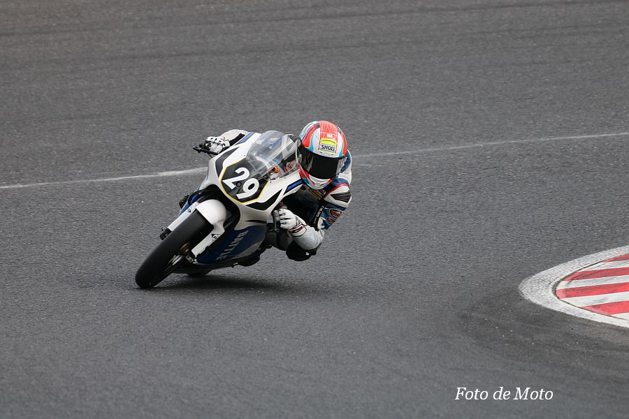 J-GP3 #29 BATTLE FACTORY 鈴木 大空翔 Honda NSF250R