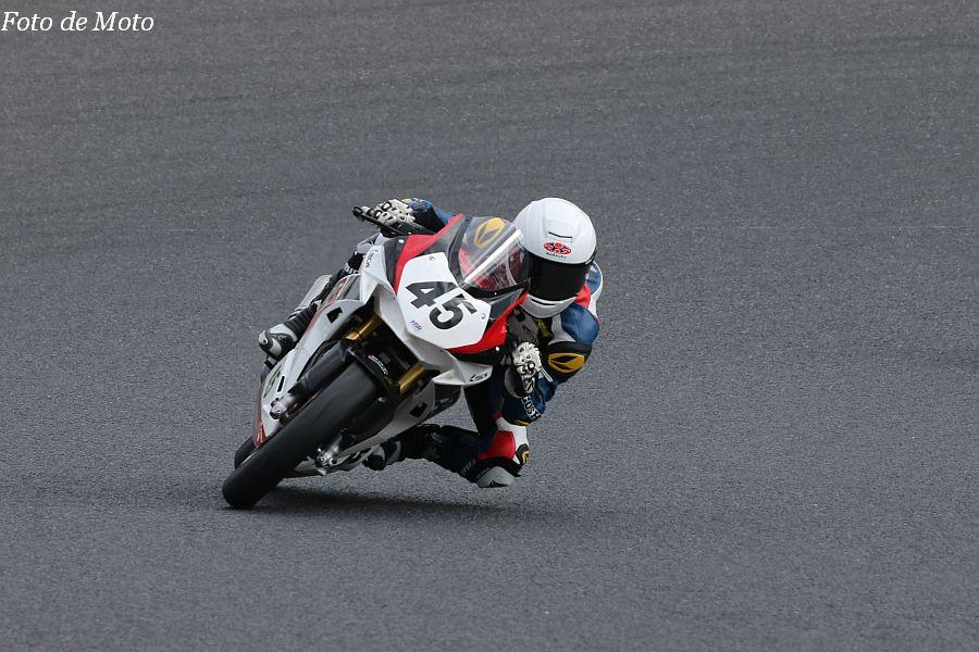 JP250 #45 GOSHI Racing 山内 達裕 Honda CBR250RR