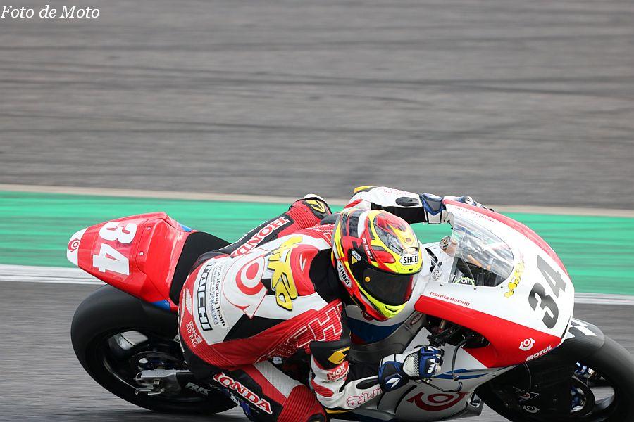 J-GP2 #34 Kohara Racing Team 榎戸 育寛 KALEX KALEX