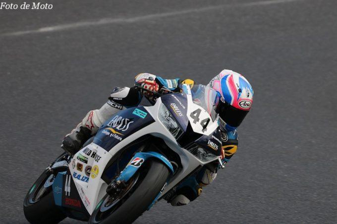 ST600 #44 TEAM ENDLESS by SHANTI SSM 平野 ルナ Honda CBR600RR
