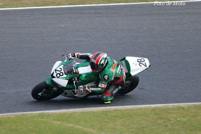 ST600 #28 MOTOBUM HONDA+SAI 松川 泰宏 Honda CBR600RR