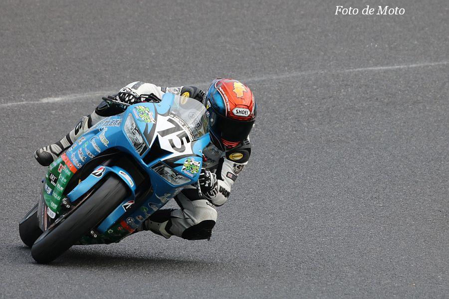 ST600 #75 地域活性化project·Team長野&NEXT 櫻山 茂昇 Honda CBR600RR