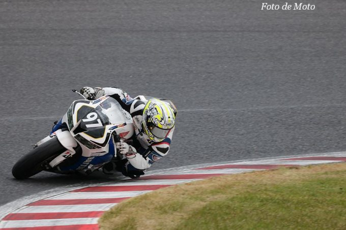 ST600 #97 BATTLE FACTORY 佐野 優人 Honda CBR600RR