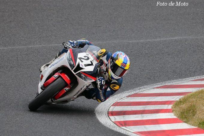 ST600 #27 GOSHI Racing 田尻 悠人 Honda CBR600RR