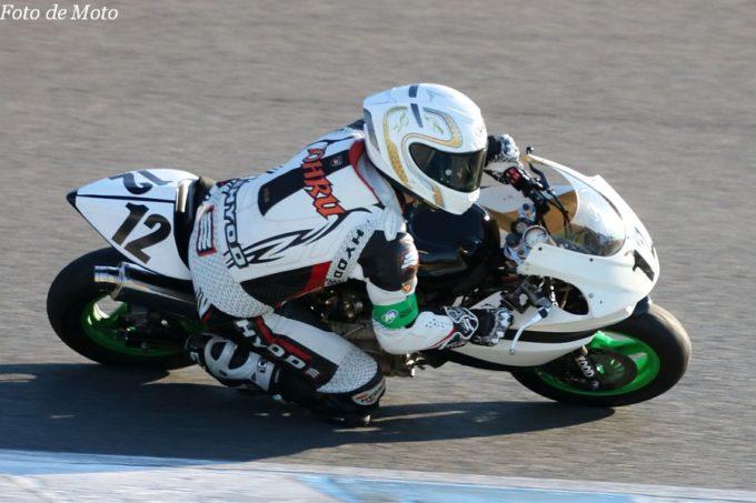 DE耐!クラス #12 (株)ブラックレーシング APE100