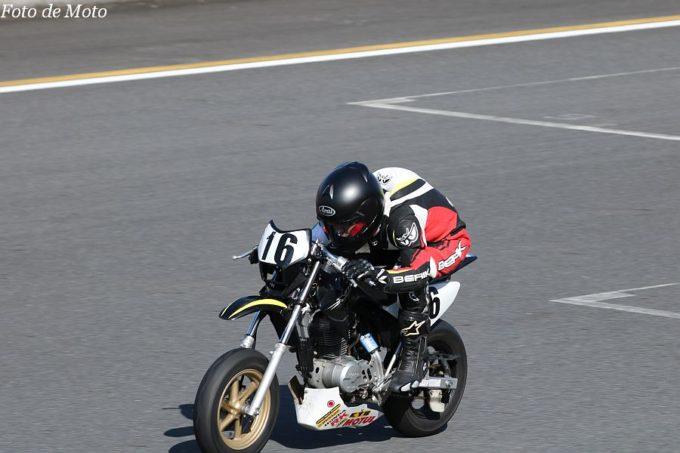 DE耐!クラス #16 ポンコツレーシング XR100