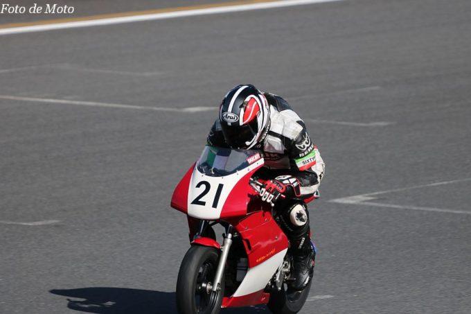 DE耐!クラス #21 ツバキレーシング APE100