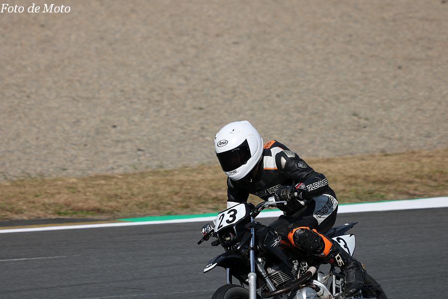 DE耐!クラス #23 石川養鶏 Y-style XR100モタード