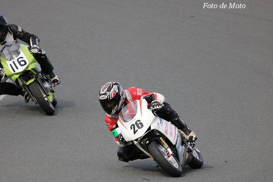 DE耐!クラス #26 マイケルレーシング XR50モタード