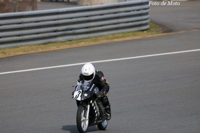 DE耐!クラス #3 ★七つ星レーシング XR100