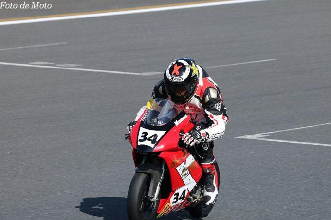 DE耐!クラス #34 横濱大國 APE100