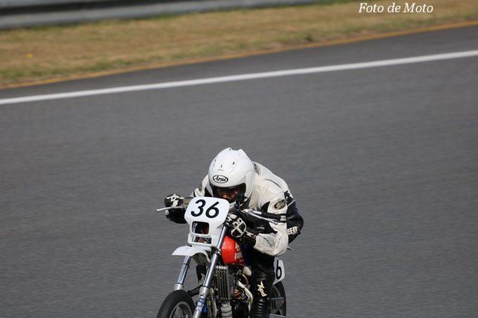 DE耐!クラス #36 ヨネカワレーシングwith杉本接骨院 XLR80R