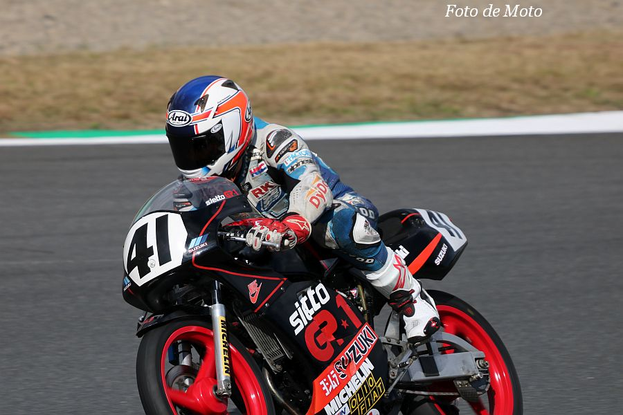 DE耐!クラス #41 ザイズロードスポーツ&鳥羽TT XR100R
