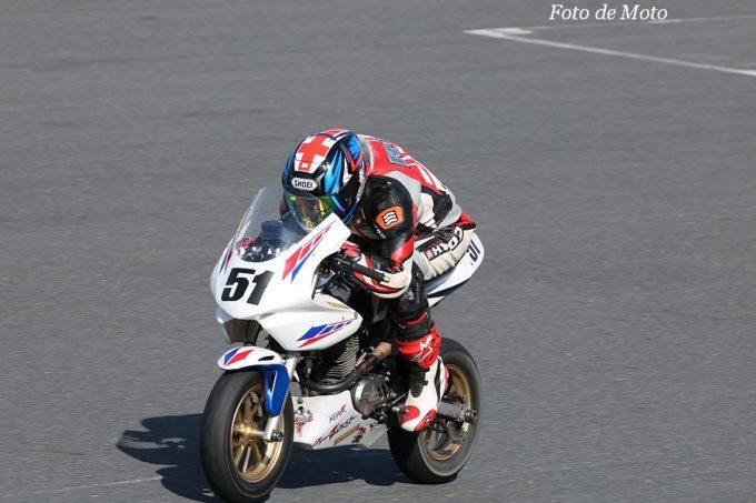 DE耐!クラス #51 I-met's racing APE100