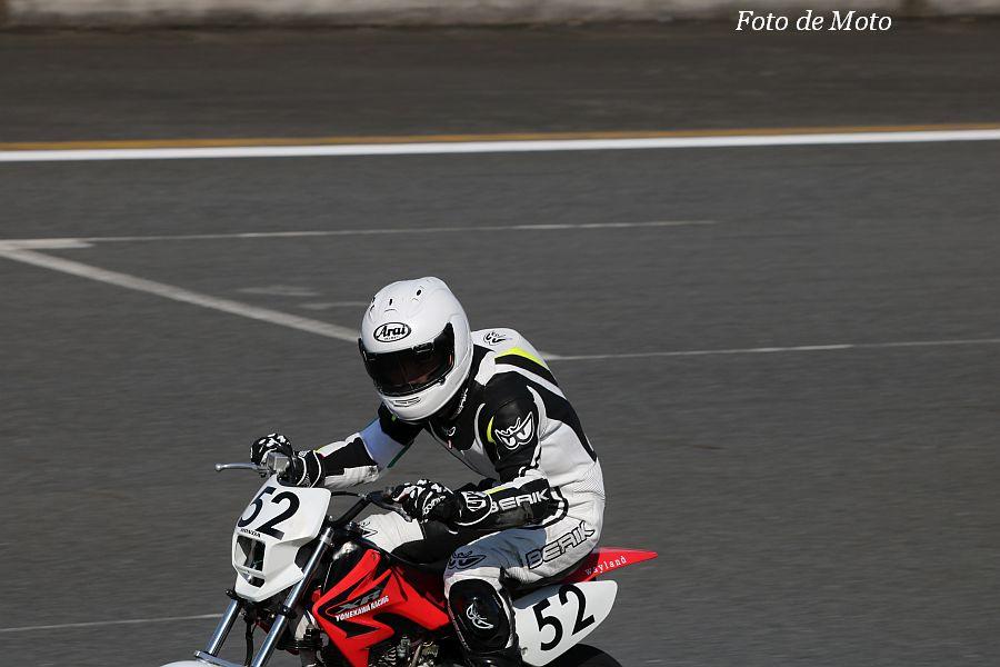 DE耐!クラス #52 ヨネカワレーシングwith wayland XLR80R
