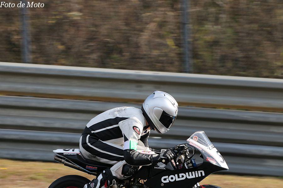 DE耐 #55 Team GOLDWIN APE100