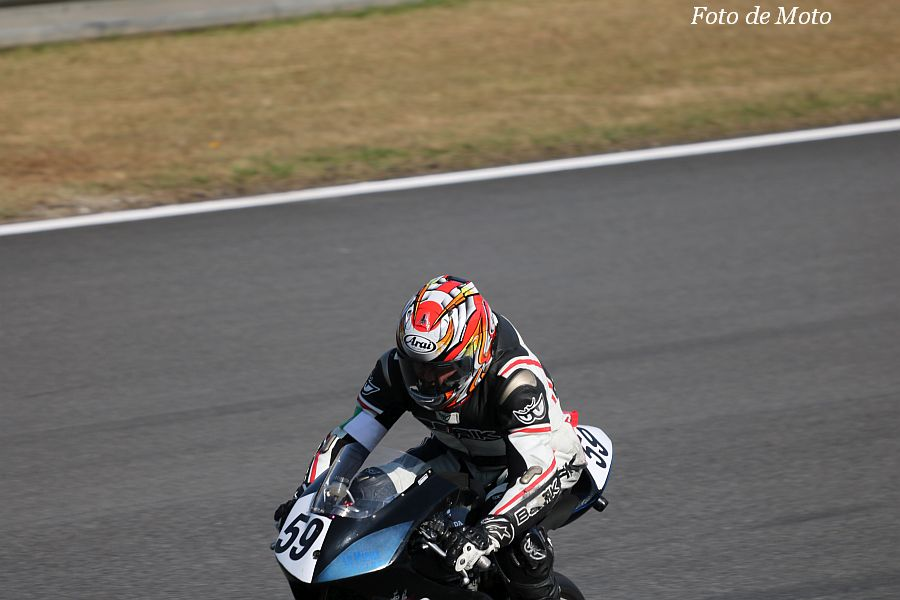 DE耐!クラス #59 Le Mieux Racing XR100R