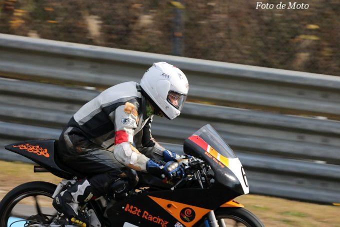 DE耐!クラス #6 レーシングチームM2t CB50