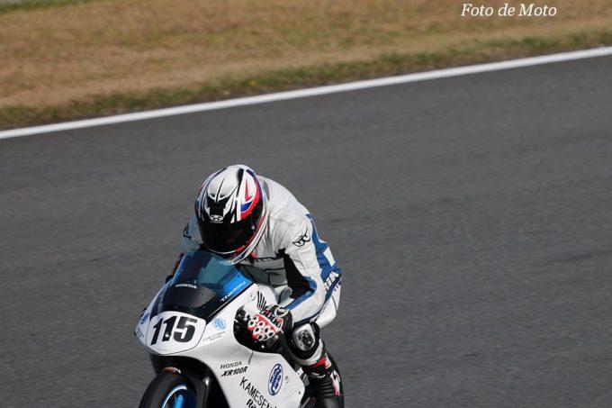 DE耐!クラス #115 亀仙人レーシング·チームK XR100R