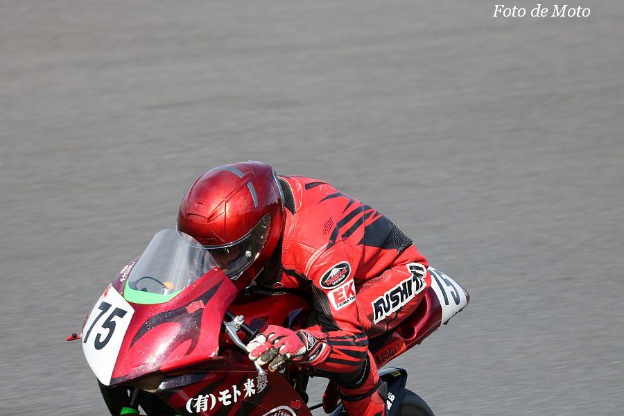 DE耐!クラス #75 MOTO来夢☆2号車 XR100
