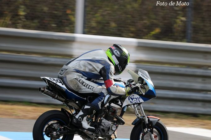 DE耐!クラス #99 うみんちゅーwithエイシーレーシング XR100モタード