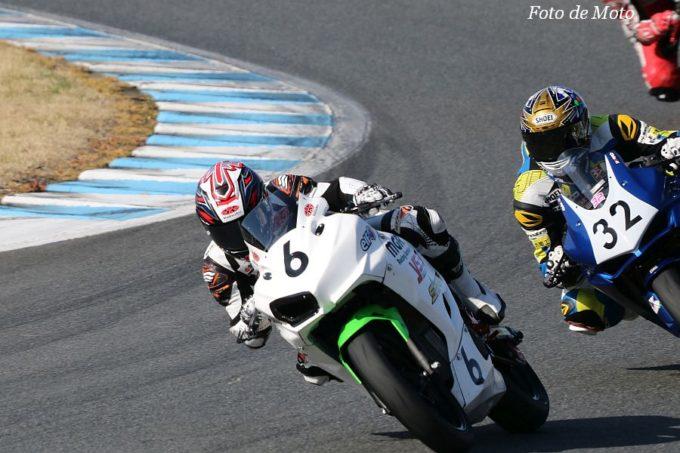 JP250 #6 YSSレーシング×スナイパー×MGR.レーシングサービス 小板橋 達也 KAWASAKI Ninja250