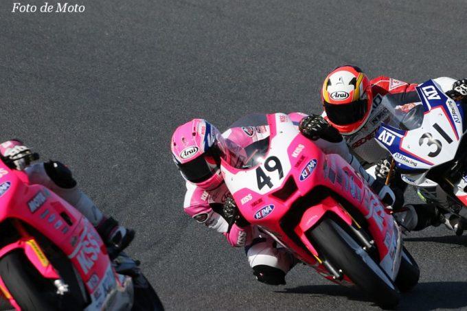 JP250 #49 キジマKISSレーシングチーム 松岡 玲 YAMAHA YZF-R25
