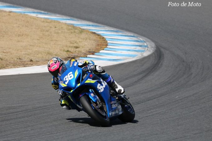 JSB1000 #36 Moto Map SUPPLY 今野 由寛 SUZUKI GSX-R1000R