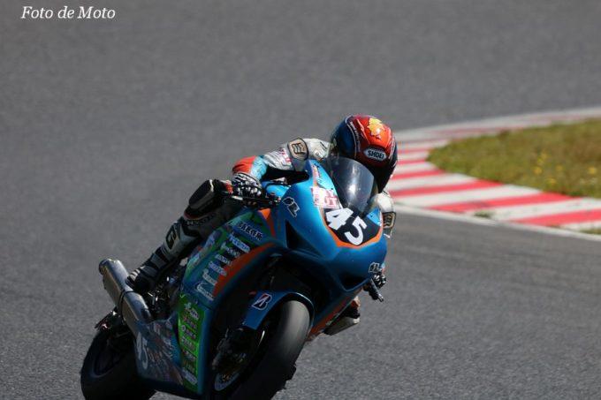 JSB1000 #45 信州活性プロジェクトTeam長野  櫻山 茂昇 Honda CBR1000RR