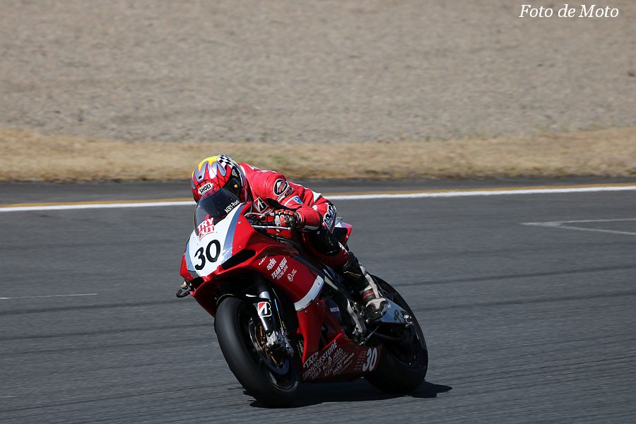 JSB1000 #30 チームスガイレーシングジャパン 須貝 義行 アプリリア RSV4 RF