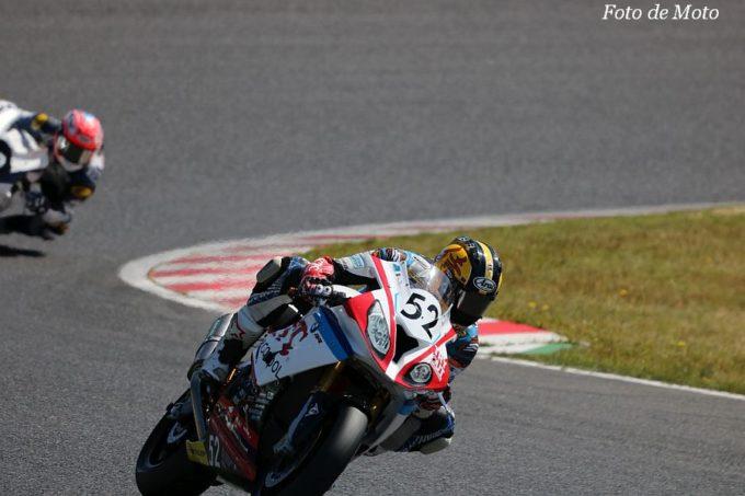 JSB1000 #52 TERAMOTO@J-TRIP Racing 寺本 幸司 BMW S1000RR