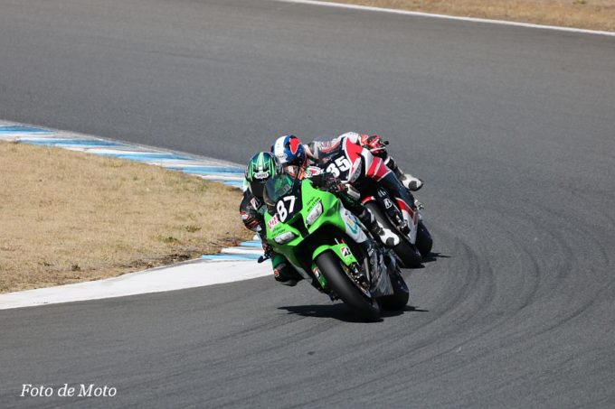 JSB1000 #87 will-raise racingRS-ITOH 柳川 明 KAWASAKI ZX-10RR