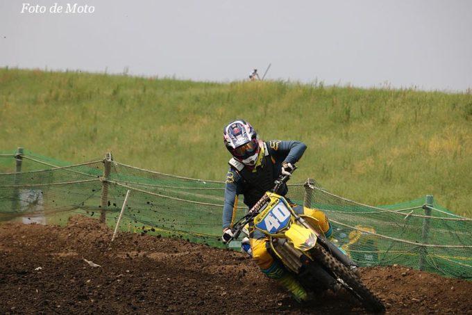 IB #40 98%レーシング 福村 鎌 Suzuki RM-Z250