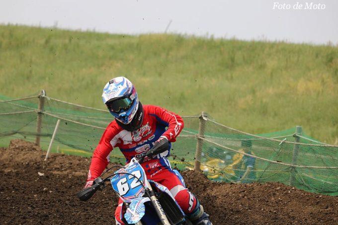 IB #62 Twister Racing  崎原 太樹 Yamaha YZ250F