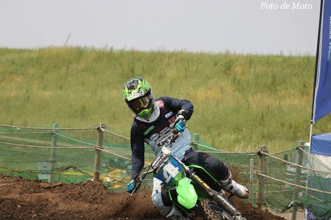 IB #4 グリーンクラブ331Racing Team 佐野 雄太 Kawasaki KX250F