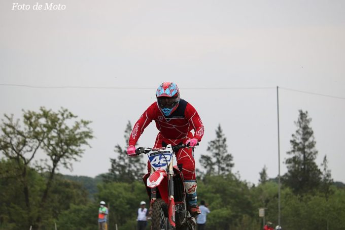 IB #42 SEKI RACING  佐藤 翔太 Honda CRF450R