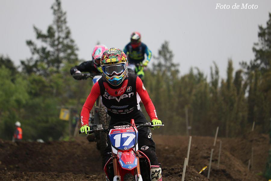 IB #17 Team SAKURAI with FFF 富岡 寿弥 Honda CRF250R