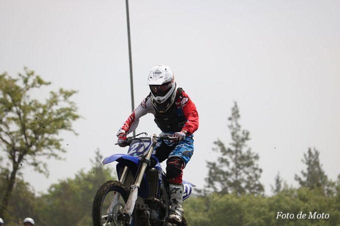 IB #27 F.M.T's Racing  上家 駿 Yamaha YZ250F