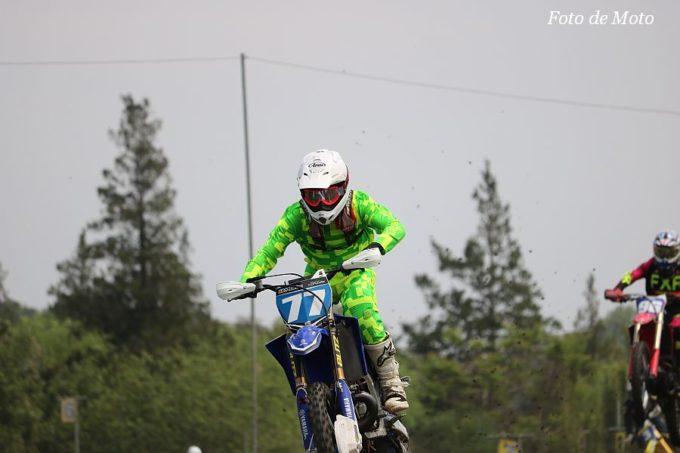 IB #77 K&S Amamiya Racing   雨宮 厚太 Yamaha YZ250