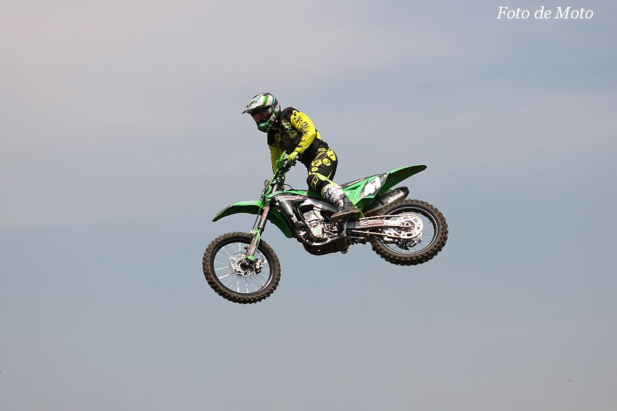 IA2 #47 グリーンクラブRC弘前&TSF 平山 力 Kawasaki KX250