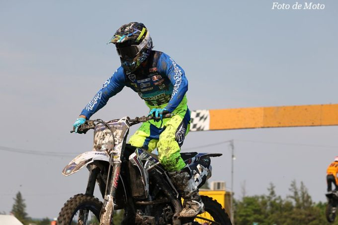 IA2 #954 GOSHI Racing  石浦 諒 Honda CRF250R
