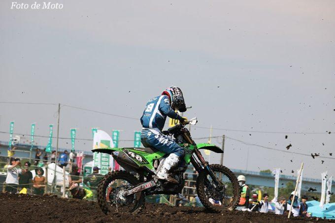 IA2 #48 グリーンクラブ ライムグリーンRT  大木 汰一 Kawasaki KX250