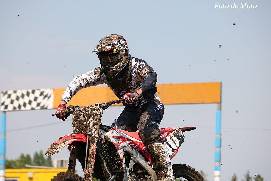 IA2 #40 Bells Racing/SoCalMXTF 大城 魁之輔 Honda CRF250R