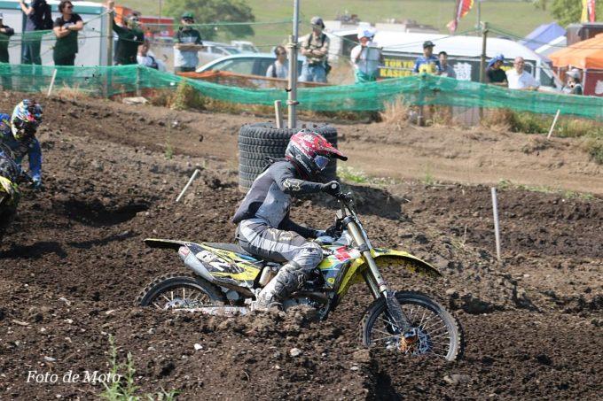 IA2 #82 98%Racing  尾崎 大二郎 Suzuki RM-Z250