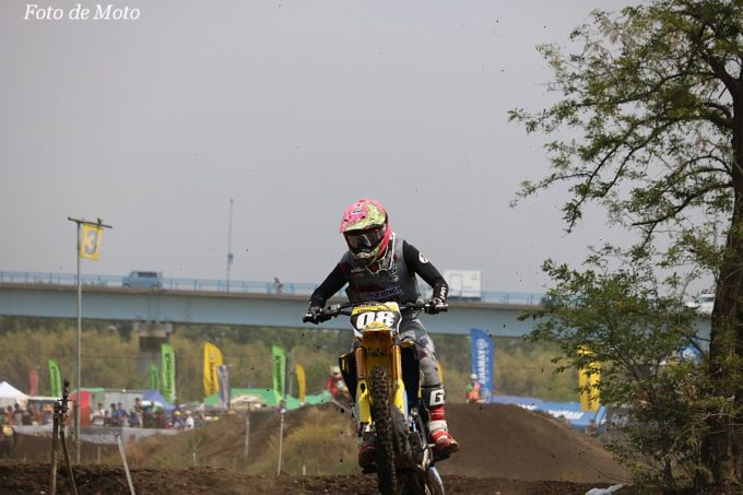 IA2 #08 SRF関東 オートスポーツ清水  齋藤 健太 Suzuki RM-Z250